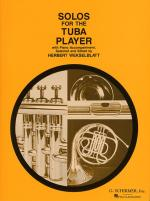 Solos For The Tuba Player Sheet Music
