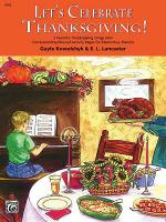 Let's Celebrate Thanksgiving! Sheet Music