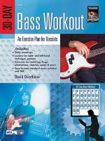 30-Day Bass Workout Sheet Music