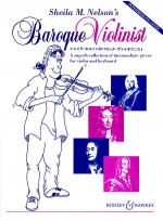 Baroque Violinist Sheet Music