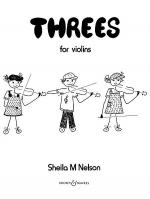 Threes Sheet Music