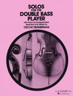 Solos For The Double Bass Player (Ed. Oscar Zimmerman) Sheet Music
