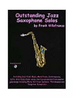 Outstanding Jazz Saxophone Solos for Bb instruments Sheet Music