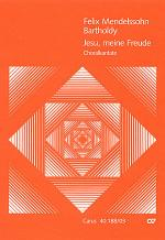 Jesu, meine Freude (Jesu, thou my pleasure) Sheet Music