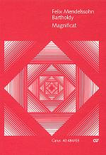 Magnificat in D (Magnificat en re majeur) Sheet Music