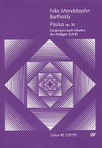 Paulus (St. Paul) Sheet Music