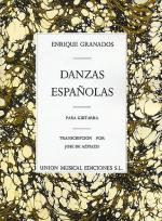 Danzas Espanolas Complete For Guitar Sheet Music