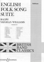 English Folk Song Suite - Full Score Sheet Music