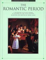 Anthology Of Piano Music Volume 3: The Romantic Period Sheet Music