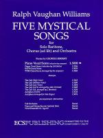 Five Mystical Songs Sheet Music