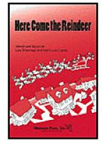 Here Come the Reindeer Sheet Music