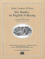 Six Studies in English Folksong - Euphonium/Baritone Sheet Music