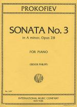 Sonata No. 3 in A minor, Op. 28 Sheet Music