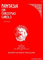 Fantasia on Christmas Carols (Solo Cello) Sheet Music