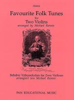 Favourite Folk Tunes Sheet Music