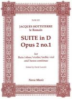 Suite in D Sheet Music