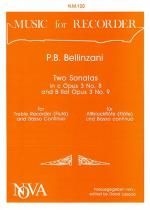 Two Sonatas Sheet Music