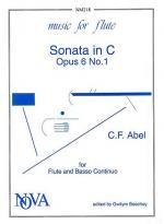 Sonata in C Op.6 No.1 Sheet Music
