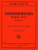 Zigeunerweisen (Gypsy Airs), Op. 20 No. 1 Sheet Music