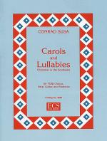 Carols and Lullabies (Choral Score) Sheet Music