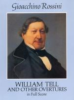 Gioacchino Rossini: William Tell And Other Overtures (Full Score) Sheet Music