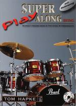 Super Play Along Drums (Book/CD) Sheet Music