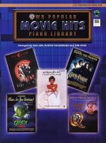 WB Popular Movie Hits: Piano Library - Late Intermediate Level Five Sheet Music
