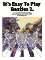 It's Easy To Play: Beatles Volume 2 Sheet Music