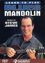 Learn To Play Blues Mandolin Sheet Music