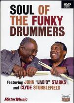 Soul Of The Funky Drummers DVD Sheet Music