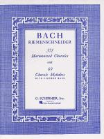 J.S. Bach: 371 Harmonized Chorales And 69 Chorale Melodies With Figured Bass Sheet Music