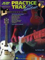 Musicians Institute: Practice Trax For Guitar Sheet Music