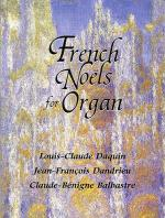 French Noels For Organ Sheet Music