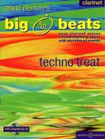 Chris Norton: Big Beats - Techno Treat Clarinet Sheet Music