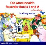 Old MacDonald's Recorder Books One And Two (CD Backing Tracks) Sheet Music