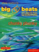 Chris Norton: Big Beats - Chunky Phunky Keyboard Sheet Music