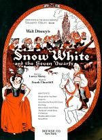 Snow White And The Seven Dwarfs (Original Souvenir Editions) Sheet Music