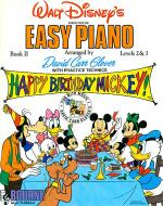 Walt Disney Easy Piano, Book I Sheet Music