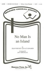 No Man Is an Island Sheet Music
