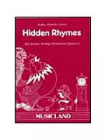 Hidden Rhymes (Score & Parts) Sheet Music