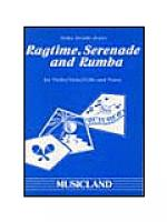 Ragtime Serenade and Rumba Sheet Music