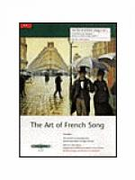 Art Of French Song, Volume 1 - High Voice Sheet Music