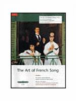 Art Of French Song, Volume 2 - High Voice Sheet Music