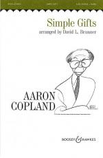 Aaron Copland: Simple Gifts Sheet Music