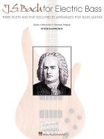 J.S. Bach for Electric Bass Sheet Music
