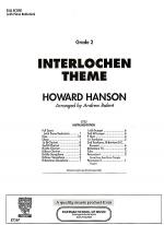 Interlochen Theme Sheet Music