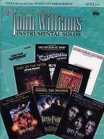 The Very Best Of  Instrumental Solos (Viola) Sheet Music