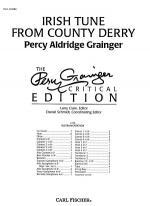 Irish Tune from County Derry Sheet Music