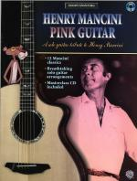 Pink Guitar Sheet Music
