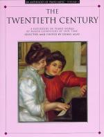 Anthology Of Piano Music Volume 4: The Twentieth Century Sheet Music